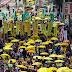 13.000 người biểu tình đấu tranh vì dân chủ Hồng Kông