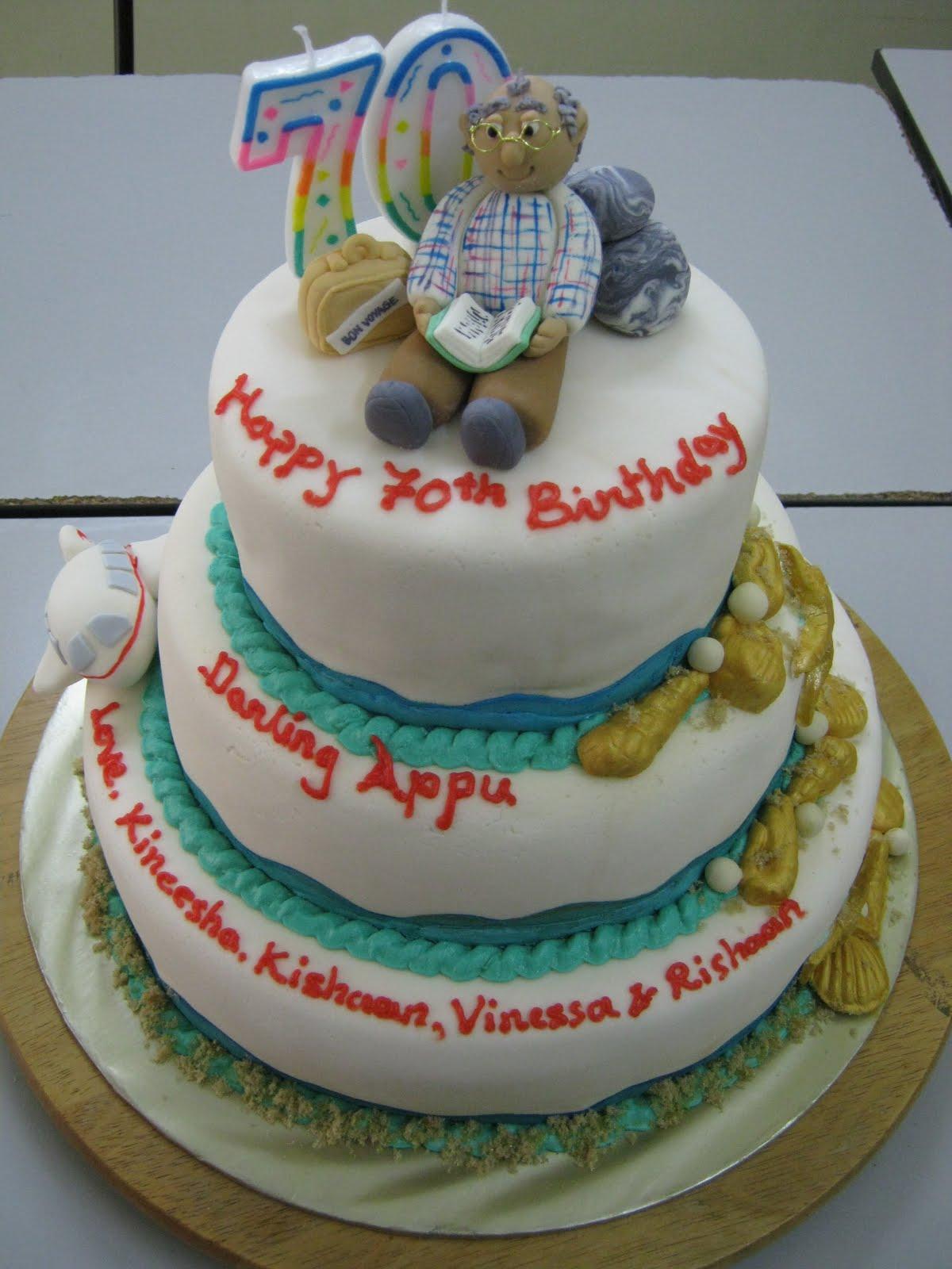 Cool Cake Ideas For Men