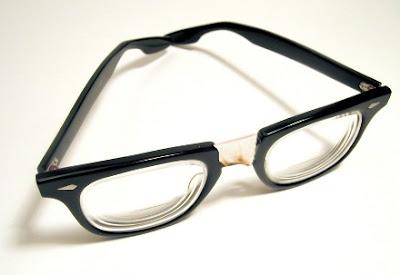 Mito do óculos nerd