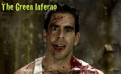 Green Inferno Movie written and directed by Eli Roth