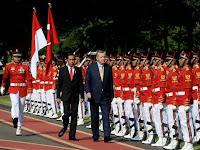 Pelajaran Penting Kedatangan Presiden Turki Recep Tayyeb Erdogan ke Indonesia