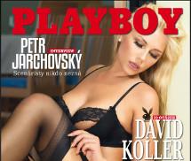Lia Balanovskaya Playboy República Checa Setembro 2013