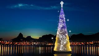 Inauguração da 20ª Árvore de Natal da Bradesco Seguros