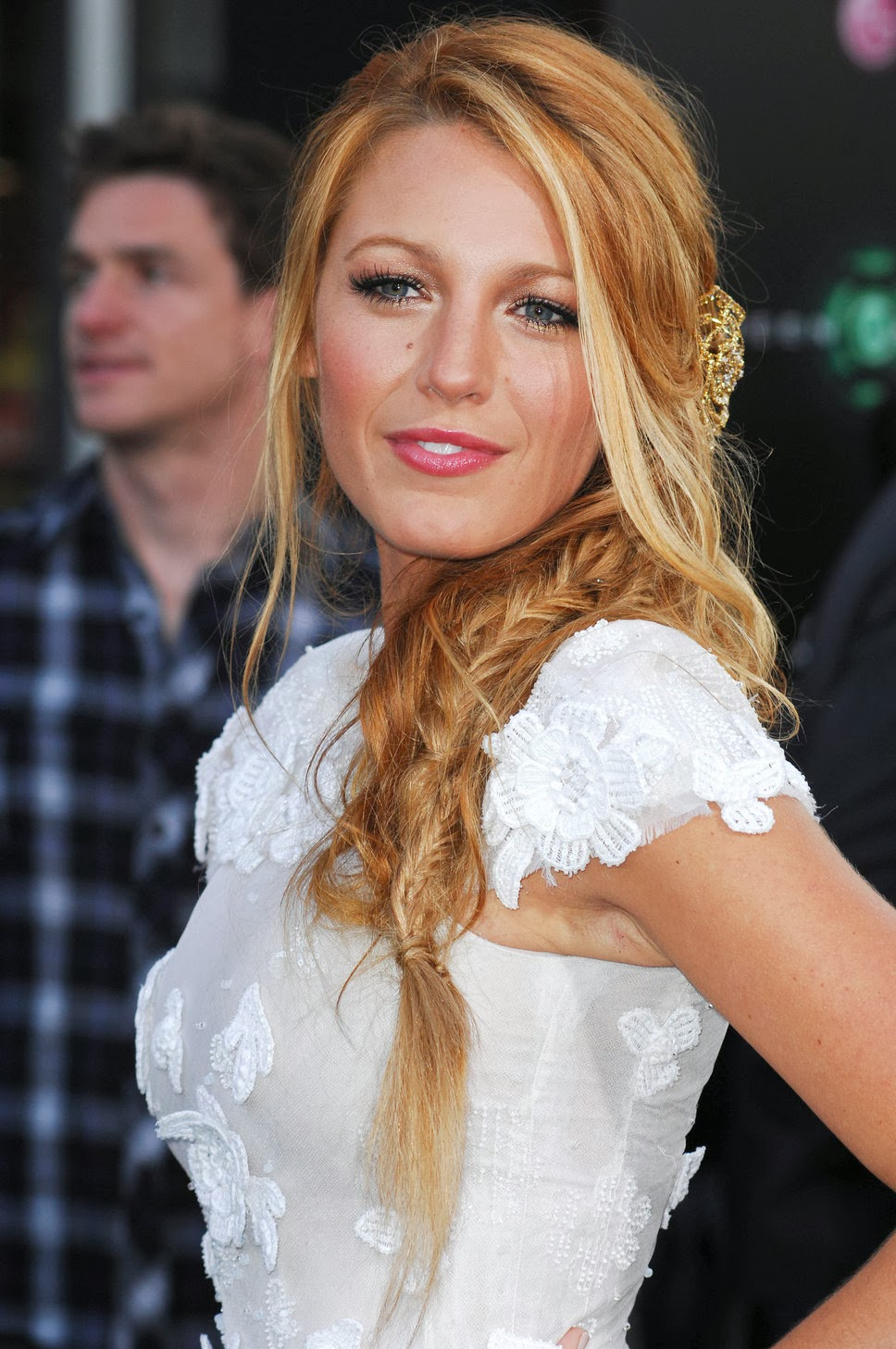 Custom Made a Celebrity Dress: Blake Lively