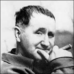 """""""Las cinco dificultades para decir la verdad""""  - texto de Bertolt Brecht - año 1934 - en los mensajes links de descarga  Bertolt-brecht"""