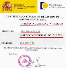 DISEÑO INDUSTRIAL 508.433 - 512.765 - DERECHOS RESERVADOS