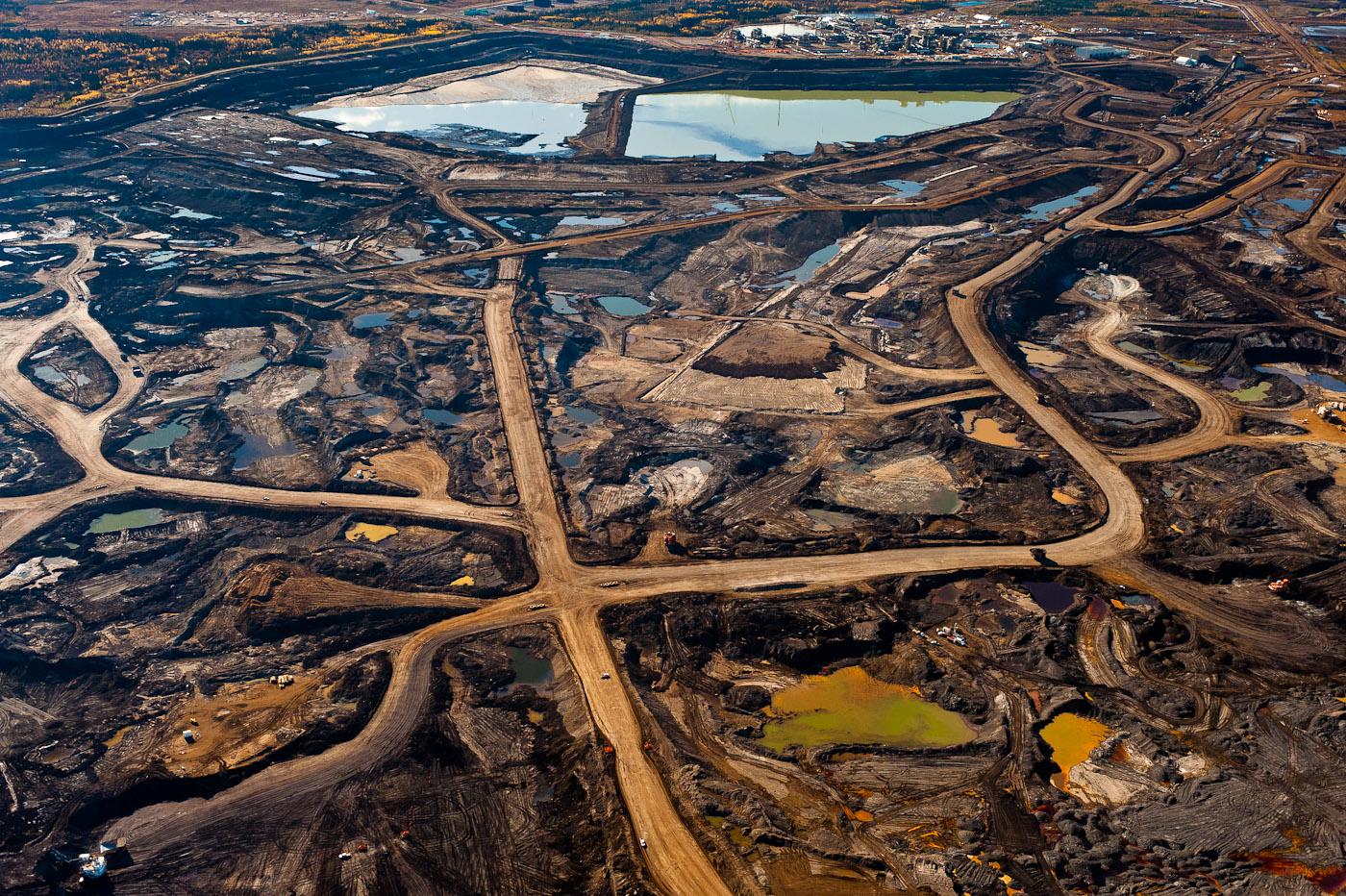 Athabaska Bitumen Sands