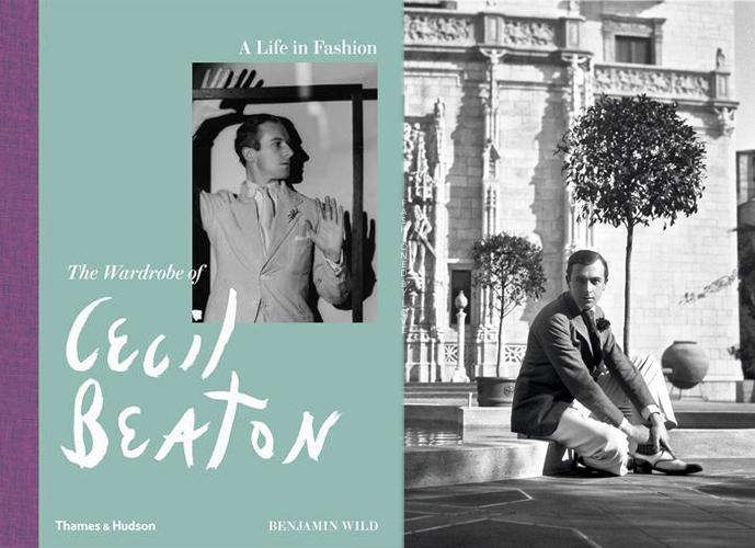Best new fashion books Winter 2016 / The wardrobe of Cecil Beaton: a life in fashion via www.fashionedbylove.co.uk british fashion blog
