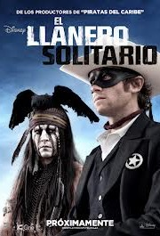 Ver El Llanero Solitario (The Lone Ranger) (2013) Online