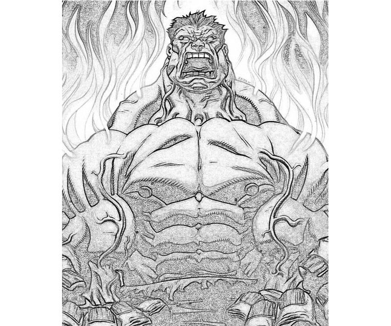 marvel-ultimate-alliance-2-red-hulk-angry-coloring-pages