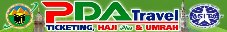 PDA TRAVEL Ticketing Haji Plus & Umrah