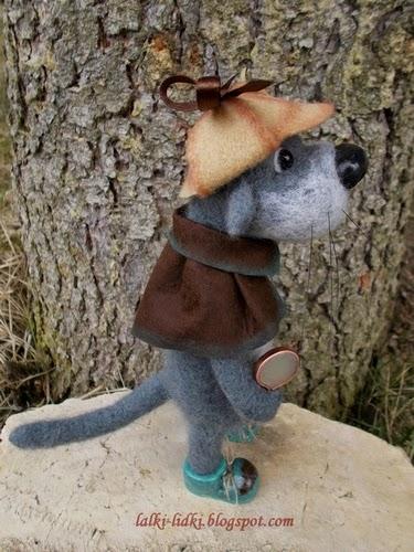 wydra,filc,detektyw