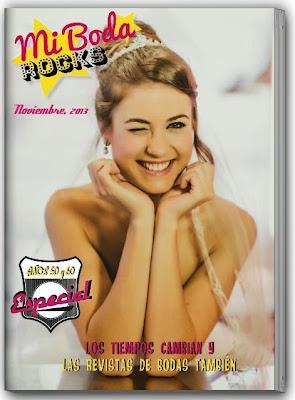 revista bodas originales gratis mi boda rocks
