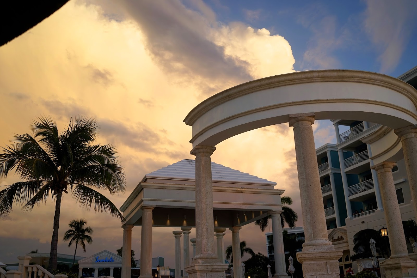 Sandals hotel review the bahamas