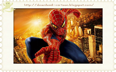 Spider-man latest cartoon available for Download