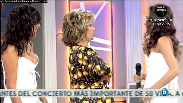 Mercedes Duran y Anabel Dueñas