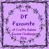 Crafts Galore Encore DT Favourite