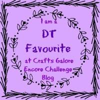 3 x Crafts Galore Encore DT Favourite