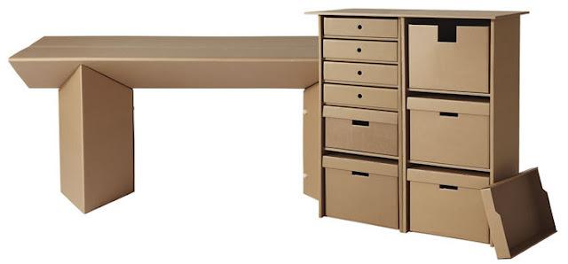Elegantor el arte de elegir lo mejor julio 2013 for Muebles de carton precios