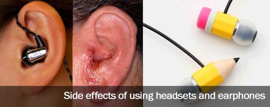 Risk and Precautions of using Earphones