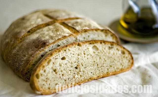 deliciosidades: Pan de trigo, harina panadera y centeno. http://www.deliciosidades.com