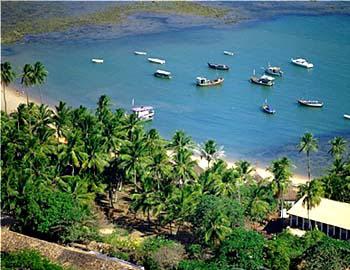 Fotos das Praias da Bahia