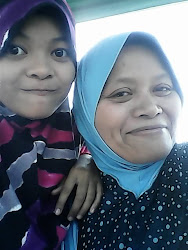 WITH BELOVED MOMMY!