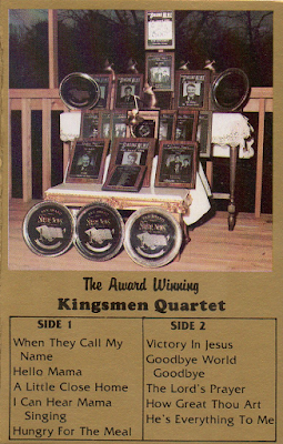 The Kingsmen Quartet-The Award Winning-