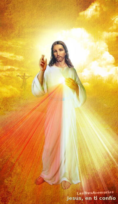 foto de la divina misericordia