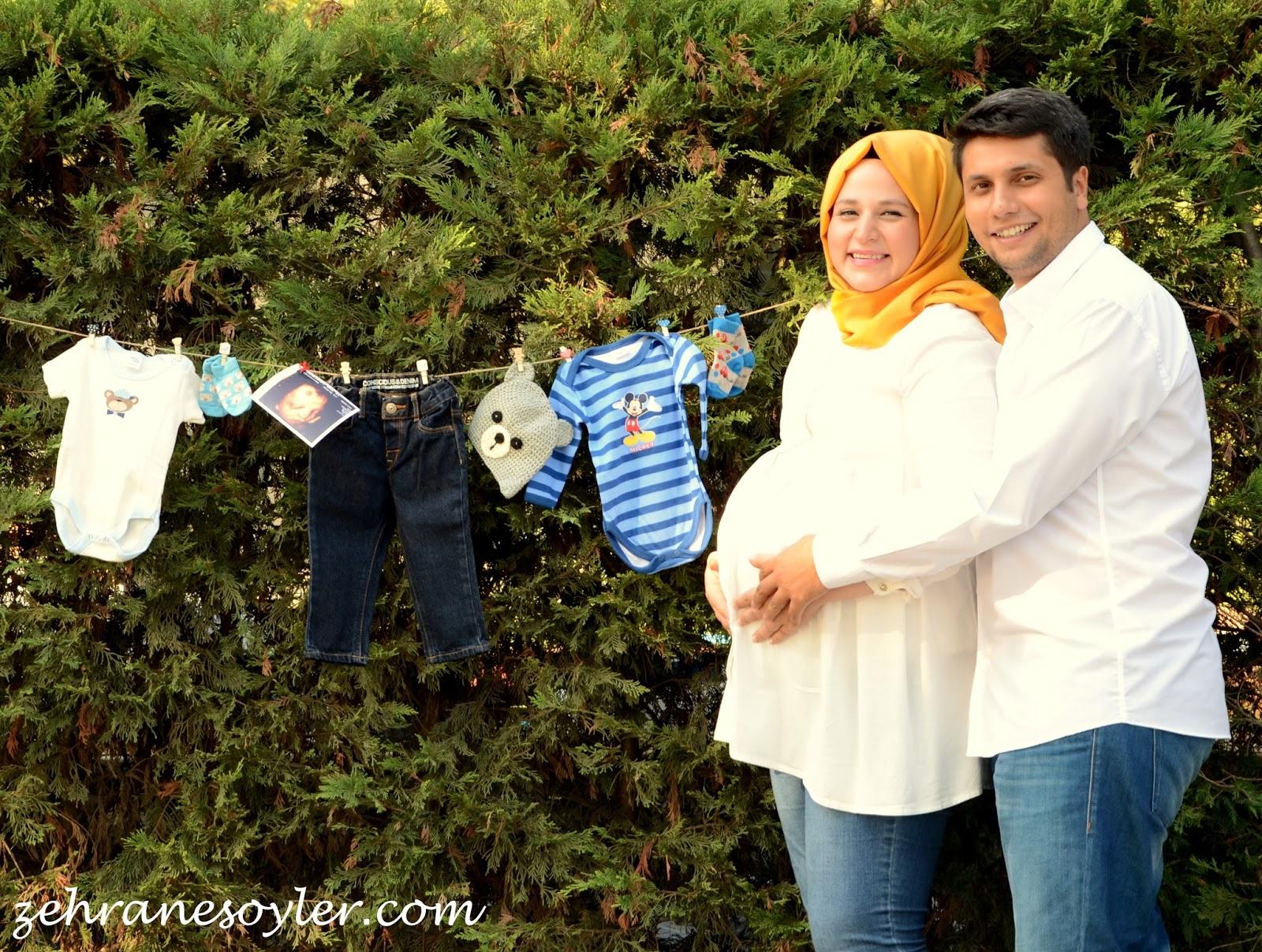 Hamileler için dekorasyon