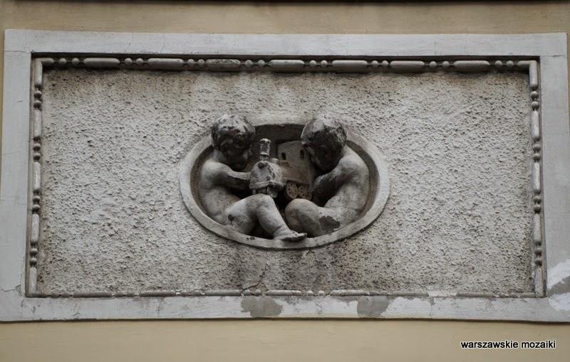 kamienica Panczakiewicza Feliks Giecewicz Marszałkowskiej Józef Panczakiewicz Warszawa Śródmieście