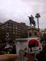 El 25 d'Abril al País Valencià.