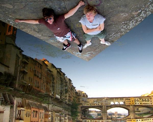 Fotografías con un punto de vista diferente