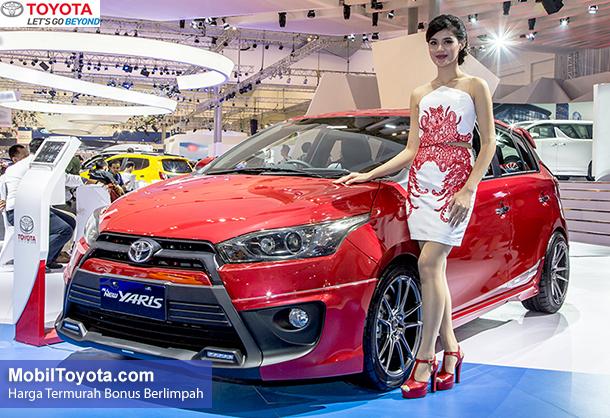 Harga Mobil Toyota Yaris Tipe E G TRD Sportivo Baru 2015, 2016 | Jakarta, Tangerang, Bekasi, Depok, Bogor, Cikarang, Serang