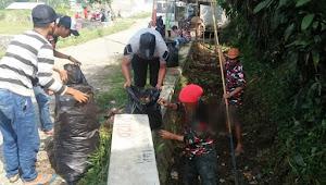 LMP Maran Cipayung Ikutserta Tingkatkan Sosial dan Keperdulian Terhap Lingkungan