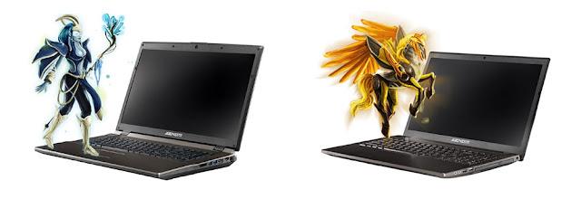 laptop Xenom Gaming Terbaik