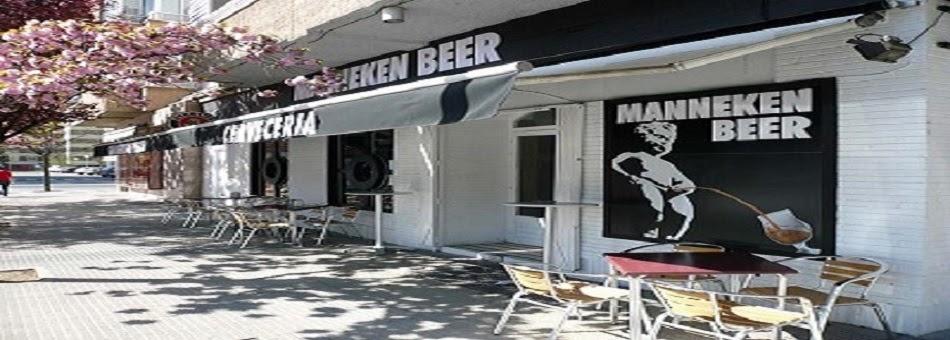 Cervecería Manneken Beer