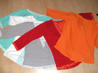5 different shirts   wesens-art.blogspot.com