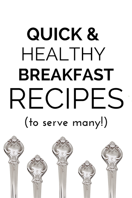 Serving a healthy and delicious breakfast to a crowd can't get any easier than this! Follow the easy steps here to offer a nourishing, warm breakfast everyone will love. Guaranteed!
