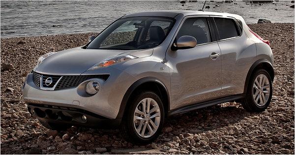 Car Style Critic: Ugly Car: Nissan Juke