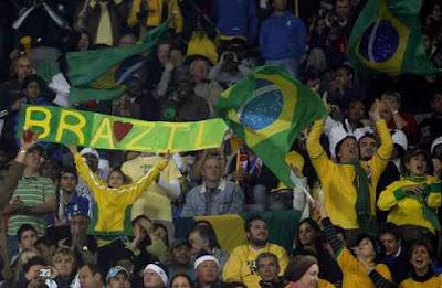 Los hichas son el 'factor de riesgo' en Brasil 2014