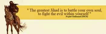 jihad menurut Nabi Muhammad