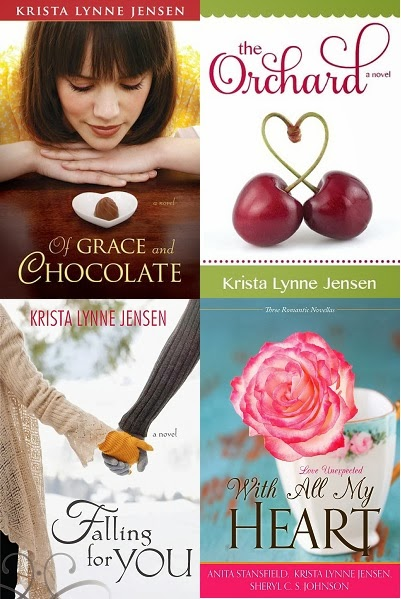 Other Books by Krista Lynne Jensen