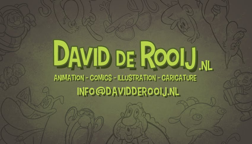 David de Rooij - Blog