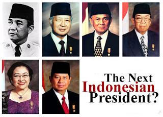 Presiden Indonesia Bangkit