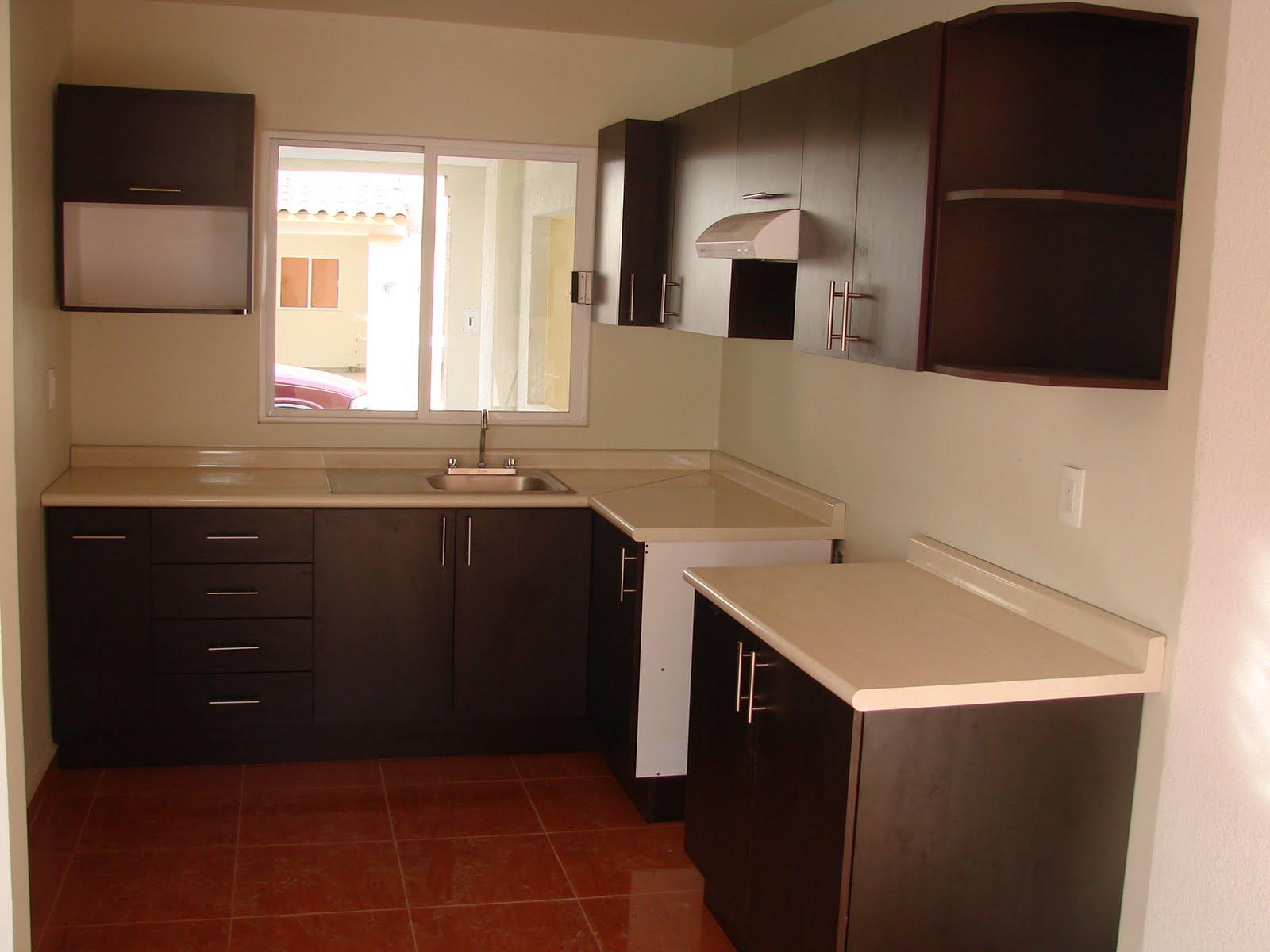 Cocinas integrales vestidores closets etc cocinas varias for Cocinas integrales color negro