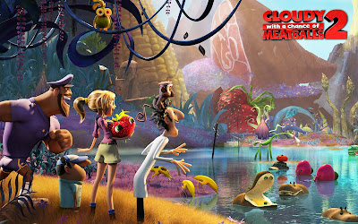 Cloudy 2 – Foodimal Reveal