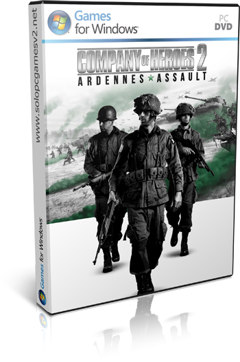 Company of Heroes 2: Ardennes Assault pc capa
