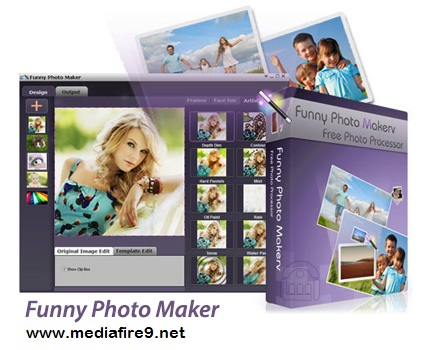 Funny Photo Maker v1.14 + KeyGEN  Mediafire Downloads | 34MB