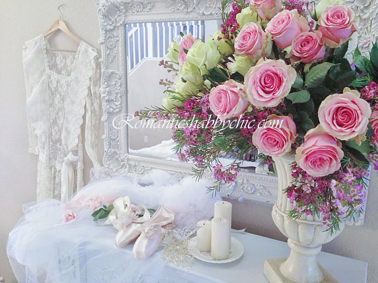 Romantic shabby chic home romantic shabby chic blog - Romantic Shabby Chic Blog Magical Touches